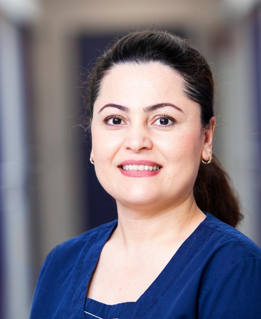 Saida Hossaini